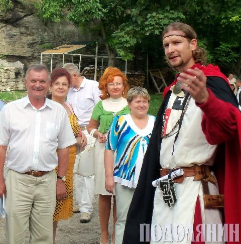 Анатолій КАЧУРОВСЬКИЙ, начальник МБТІ, депутат міськради, президент депутатського клубу