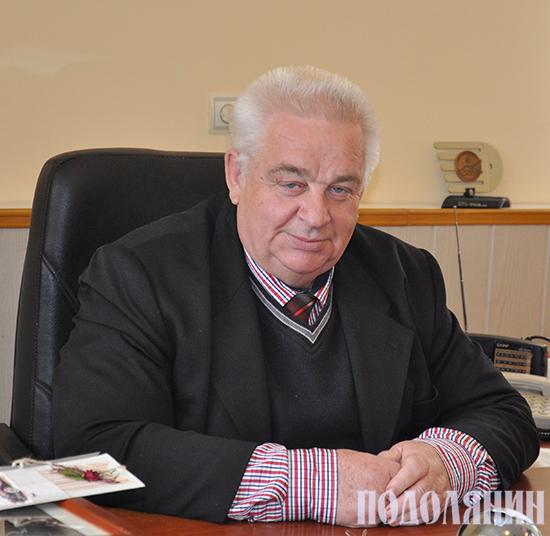 Керівник ДП «Науково-технічний комплекс  «Завод точної механіки»  Валерій Солодковський