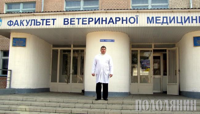 Іван МАЛЕНЬКИЙ