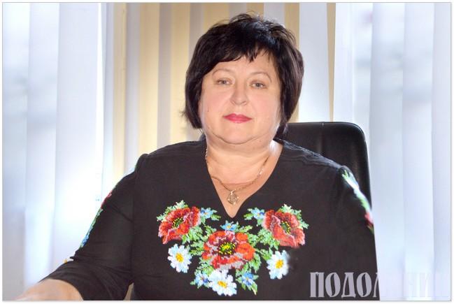 Олена Пронозюк