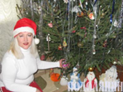 Тетяна Карпова (на фото)
