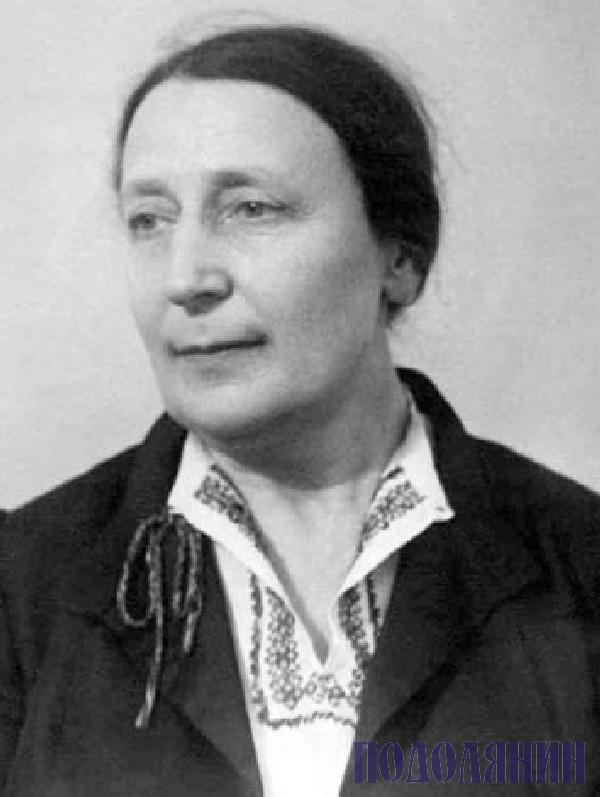 Ганна КАРПОВА, 1940 р.
