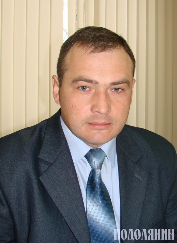 1 грудня на посаду начальника Кам'янець-Подільського відділу ДП «Хмельницькстандартметрологія» призначено Сергія ГУЛУ