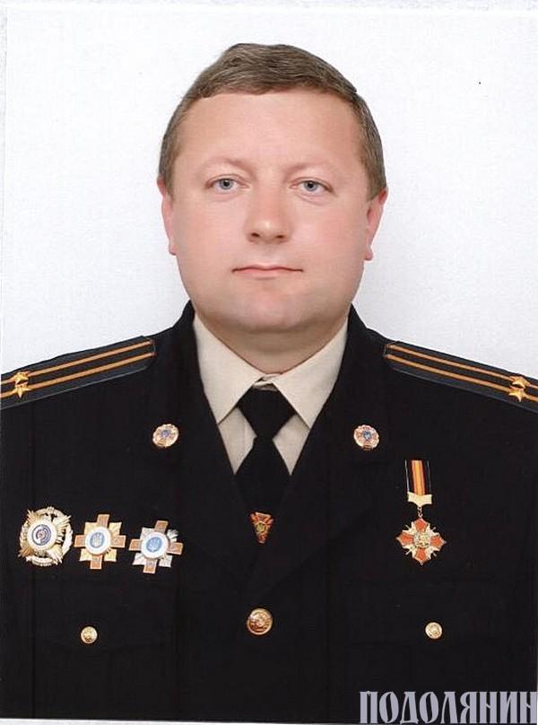 Олег ІВАНЮК