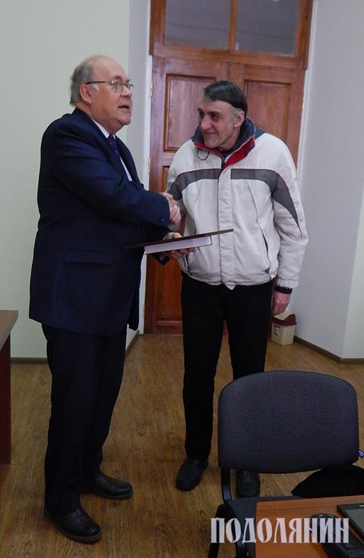 Лев Баженов, Олег Будзей