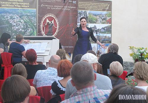 Катерина Миколайко. Концерт «Мій рідний краю»