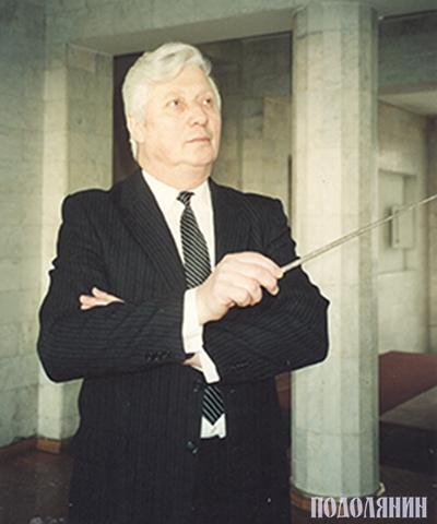Микола ТИХОЛІЗ