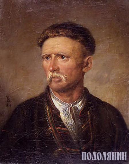 Ймовірний портрет Кармалюка (належить пензлю Василя Тропінінa)