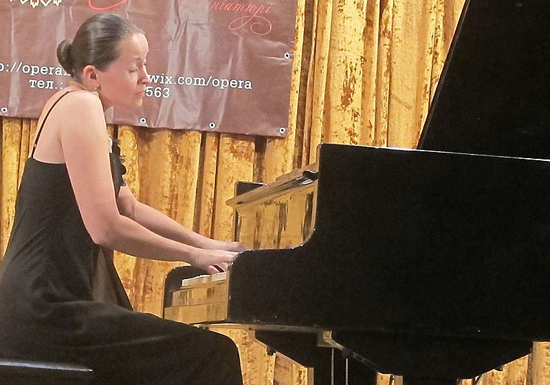 Маргарита Головко, «Місячна соната» Бетховена