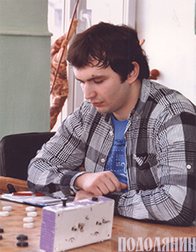 Віктор ДАШКО вдруге виборов   титул чемпіона області