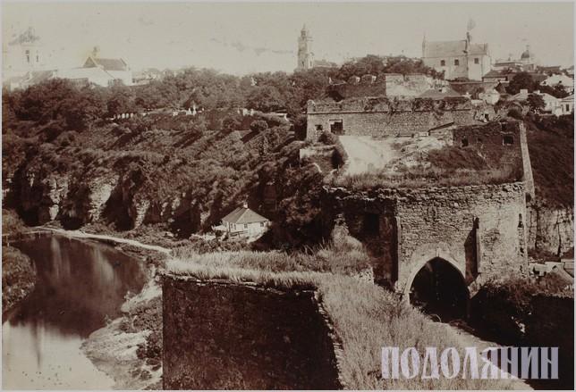 Старий бульвар на знімку кінця XIX століття