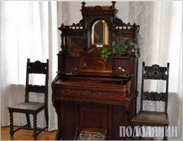Фісгармонія в Картинній галереї Кам'янця-Подільського