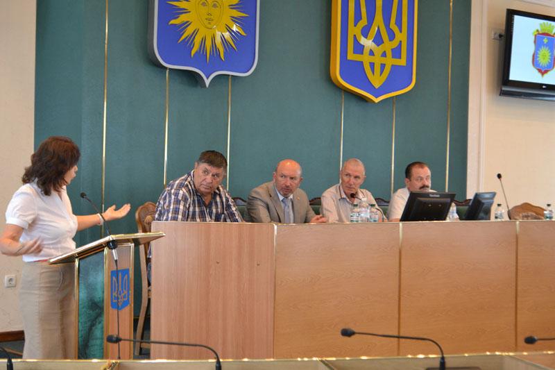 11 серпня спільно із КП «Міськтепловоденергія» вони провели низку заходів у рамках семінару з приводу підвищення якості послуг із водопостачання та водовідведення.