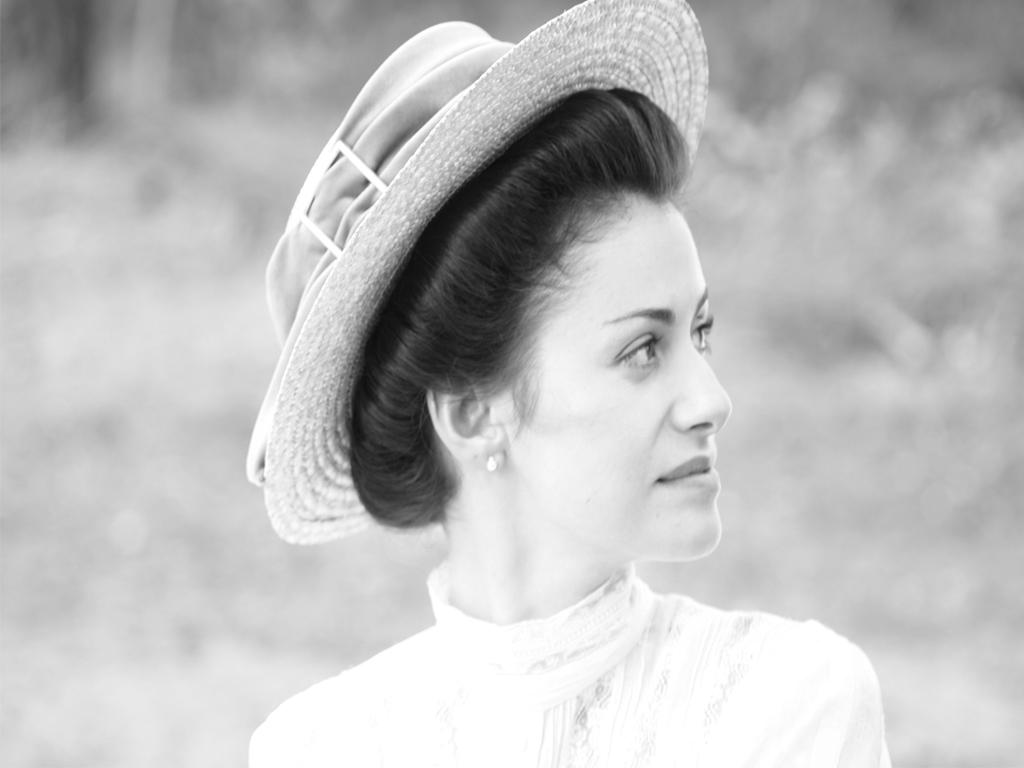 Анна Ковальчук у ролі Софії Колчак.