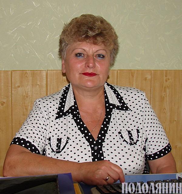 Тетяня БЕРНИК