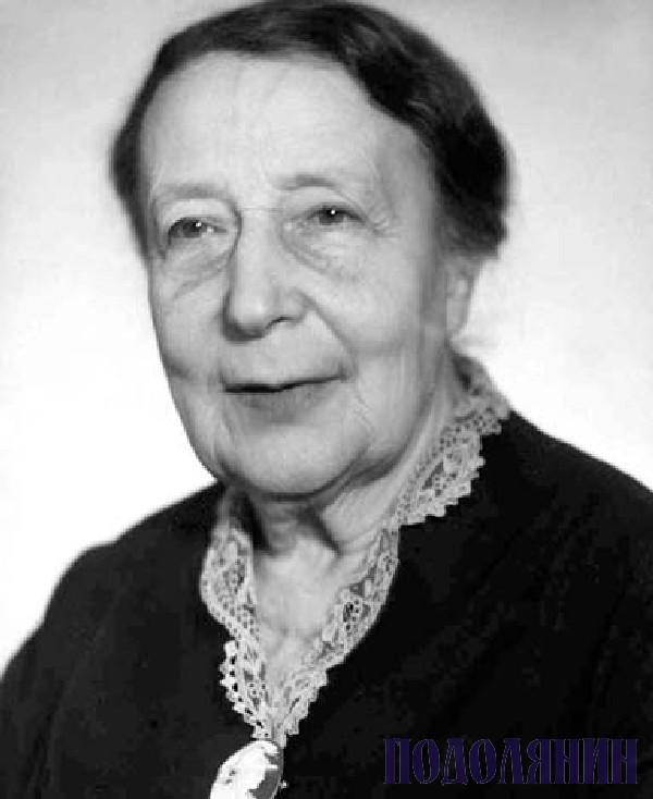 Ганна КАРПОВА 1960-і рр.