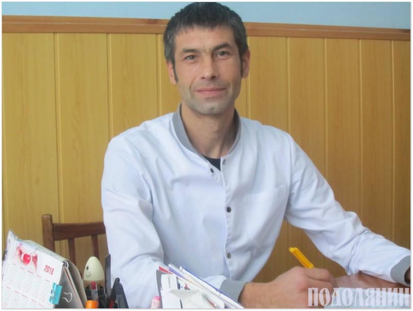 Сергій Бузинський
