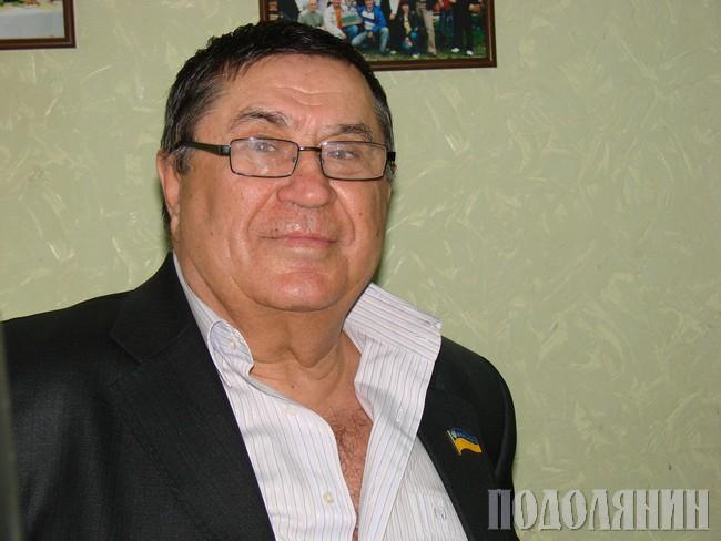 Валерій Григорович ГОРДІЙЧУК