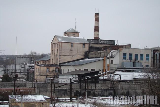 Довжоцький спиртовий завод. 2011 р.