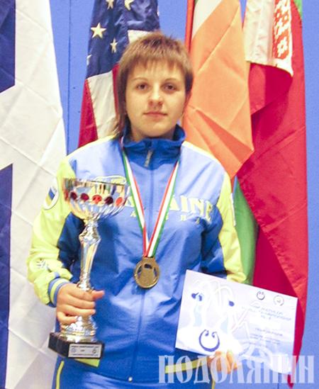 Марина  МУРИНЕЦЬ