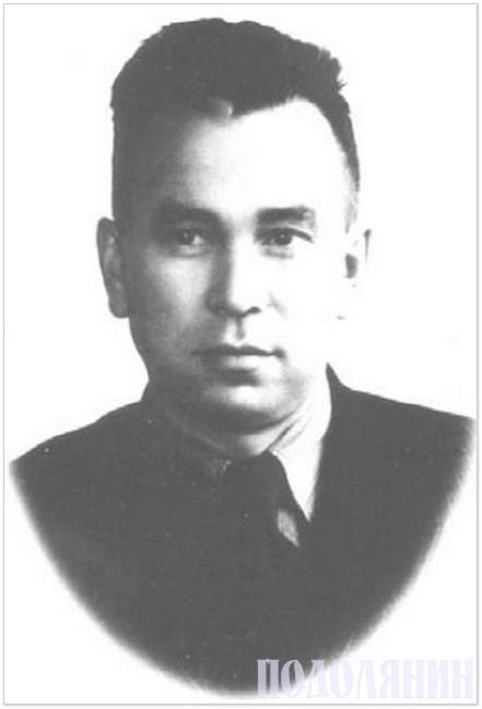 Микола Тарнавський в останній рік життя