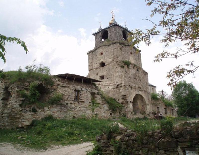 Троїцький монастир у Сатанівській Слобідці