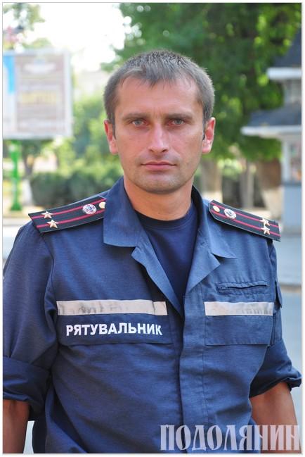 Віктор Клюс. Фото Володимир Мазуренок
