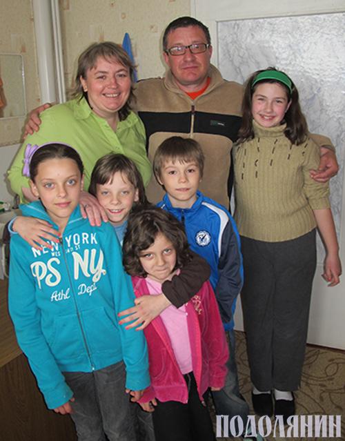 Родина Чернових