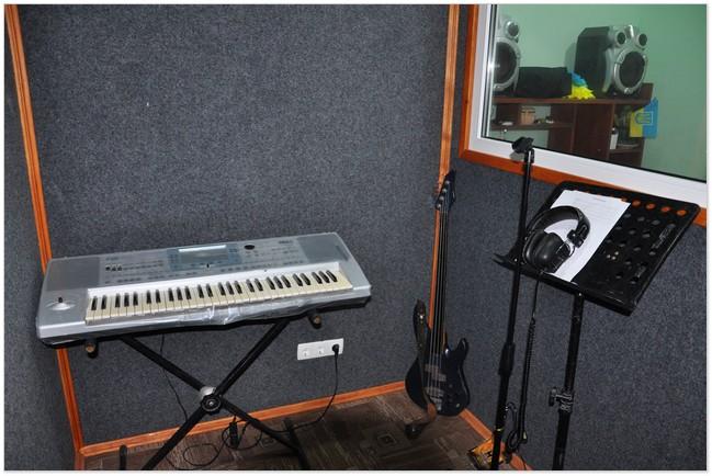 Студія звукозапису