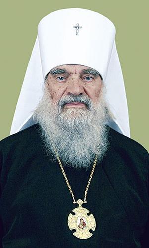 Митрополит Феодосій  (в миру - Ігор Іванович Процюк)