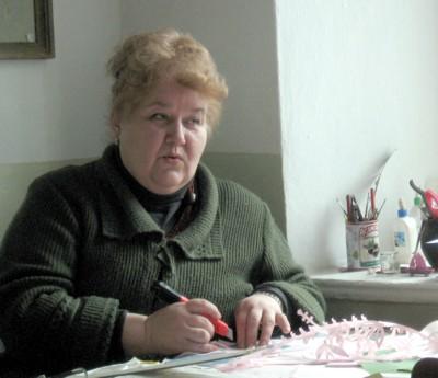 Тетяна ЩЕРБИНА (Фото Дмитра ЯРОВОГО)
