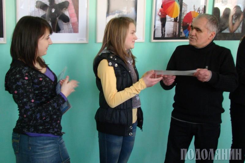 Олександра ФЕДОРОВИЧ (ліворуч), Анастасія СУКАЧ
