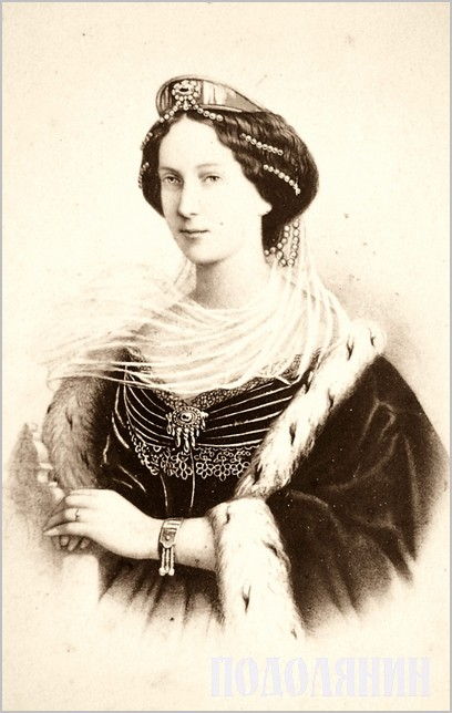 Імператриця Марія Олександрівна