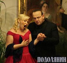 Олена ЛЮТАРЕВИЧ та Отар НАКАШІДЗЕ