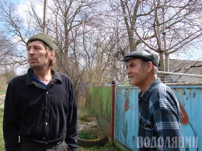 Володимир ГРИГОР'ЄВ і Віктор ЗЕМЛЯК