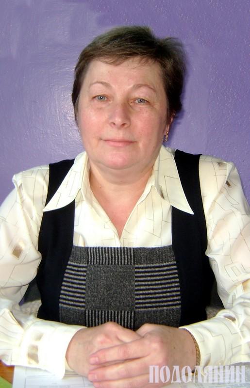 Лариса СТЕПАНИШИНА