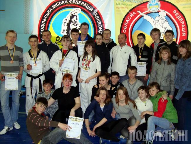 VI літні юнацькі спортивні ігри України з тхеквондо ВТФ