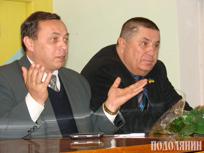Сергій БАБІЙ. Валерій ГОРДІЙЧУК