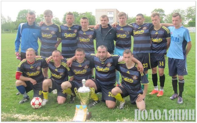 Футбольна команда «Октава»