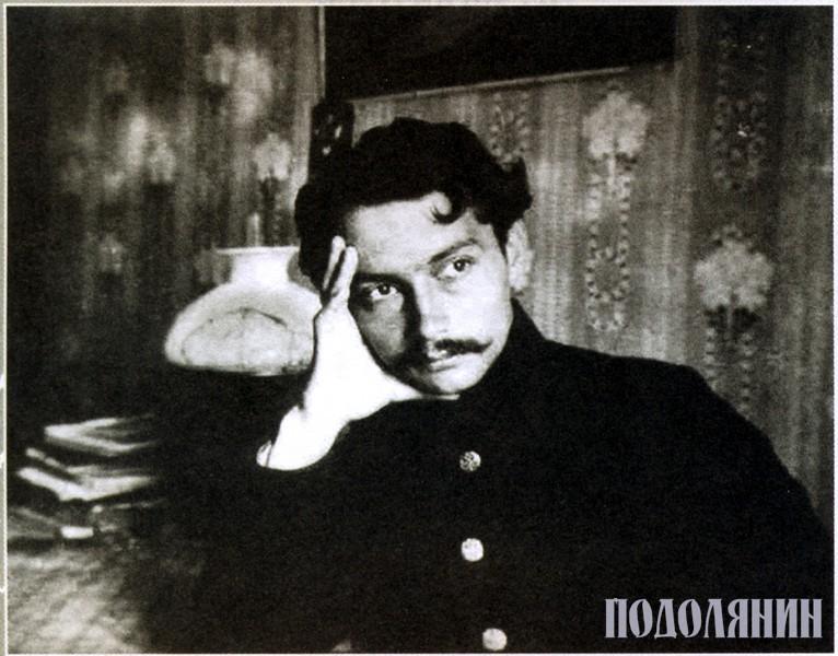 Володимир СВІДЗИНСЬКИЙ, кінець 1920-х років