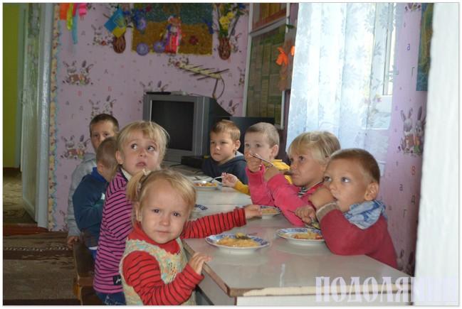 Вихованці НВК у с.Цвіклівці