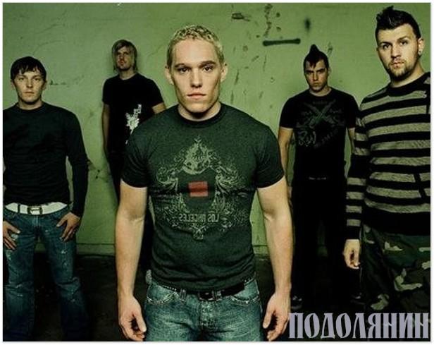 рок-гурт «Kutless»