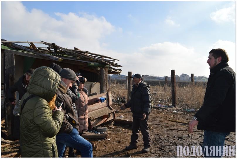 Рачковський виправдовується перед активістами