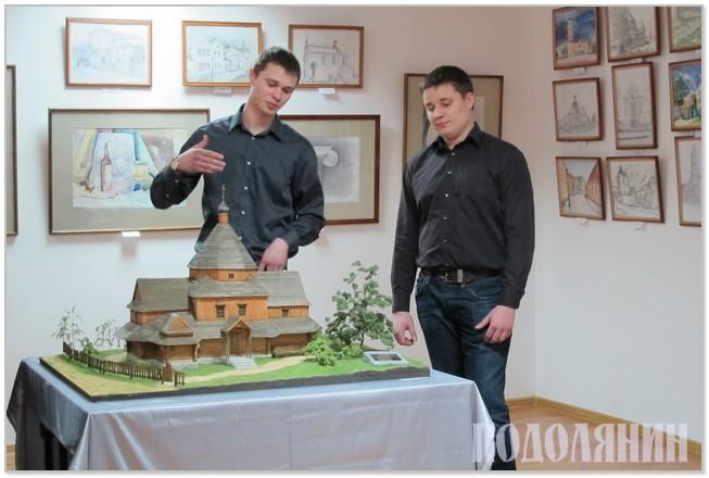 Андрій Виборнов і Ярослав Бабух