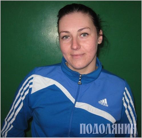 Олена Карпова