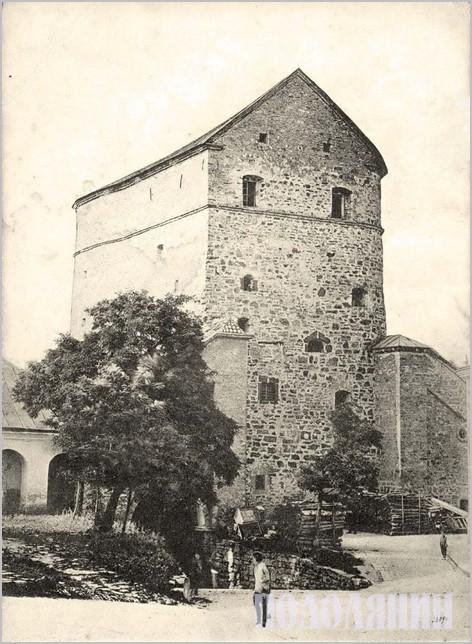 Башта Стефана Баторія