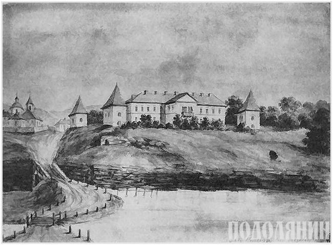 Такою була Рихтівська фортеця