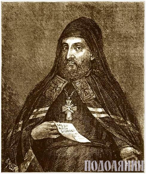 Автор «Граматики слов'янської» Мелетій Смотрицький, який близько 1577 р. народився, за деякими даними,  в Кам'янці-Подільському