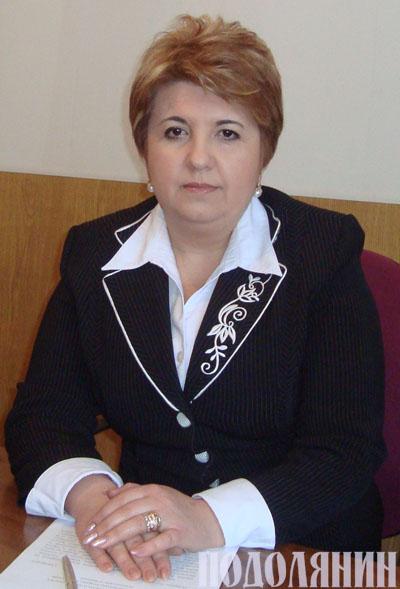 Наталія Базюк
