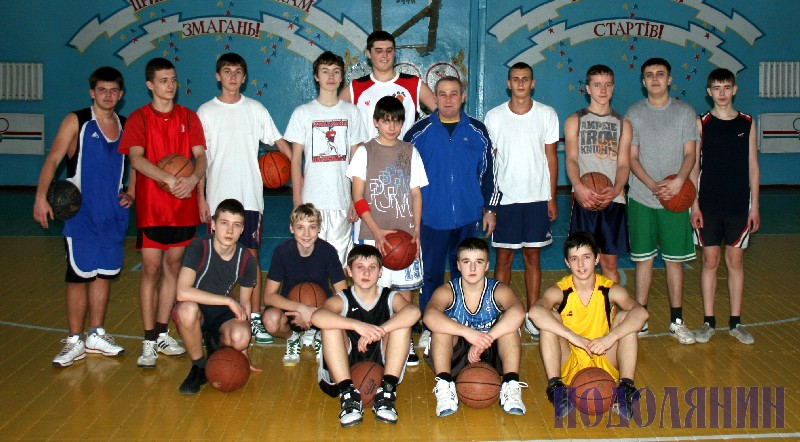 Снайпери баскетболу